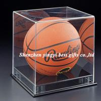 China NEW Clear  Display Case for Basketballs on sale
