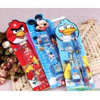 Best 10 in 1 Popular Combined Plastic Stationery Gift Set Office Stationery Set wholesale