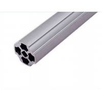 Buy cheap 28mm 6063-T5 Aluminum Round Tube For Logistic Equipment Assembly from wholesalers