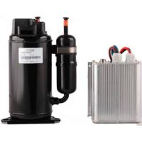 Best HVAC R134a Direct current Compressor for auto, camping, boat and truck sleeper cab wholesale