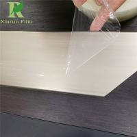 China 0.02-0.2mm High Transparent Adhesive Acrylic Sheet Protection Film on sale