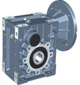 Aluminium Alloy NMRV Worm Gearbox Conveyor Material Handling Planet Gear Box