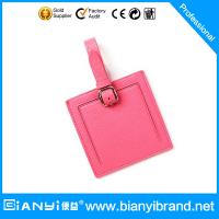 Best Travel bright colored luggage tags/personalized luggage tags wholesale