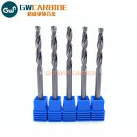 Best Polishing Solid Carbide Drill With Double Coolant For Aluminum wholesale