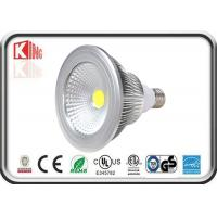 Best 18W COB PAR38 LED Spotlight Bulb For Airport , 1800LM COB LED Spotlight with ETL Approval wholesale