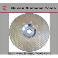 Best Electroplated Diamond Grinding & Cutting Blade wholesale