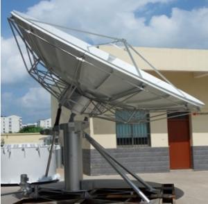 China 4.5M C/Ku band Earth Station Antenna on sale