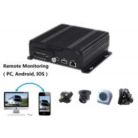Best 4 Cameras Video Recorder Car Camera DVR For Vehicle Support Long Time Recording wholesale