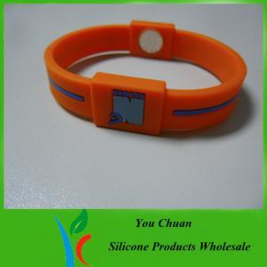 Best Personalized Silicone Power balance Bracelets / Bands wholesale