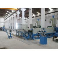 Cheap Fast Speed Automotive Cable Extrusion Line Computerized Control Energy Efficiency for sale