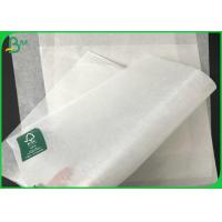 China One Side Gloss FSC Butcher Paper/ MG Kraft Paper Roll 30GSM 40GSM with Food grade on sale