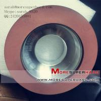 Cheap resin bond diamond grinding wheel for PCBN tools for sale