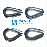 China Wire Rope Thimble on sale