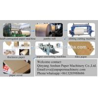 Kraft corrugated paper machine 9