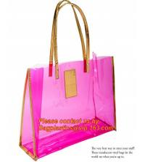 Best moisture proof eva school bag pu shoulder bag flat handle plastic bag, eve handle bags, pvc handle bags, striated bag wi wholesale