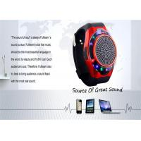 Cheap Suitable price New U3 BT speaker mobile phone connected watch speaker wrist wireless speaker for sale