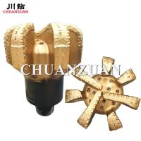 Best 19 1/4 Inch PDC Drill Bit / Diamond Drill Bit For Oil Well / Water Well wholesale
