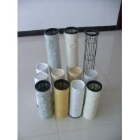 Best Nonwoven P84 Polyimide Shaker Felt Dust Collection Bags 1000mm~8000mm Length for Air Filter wholesale