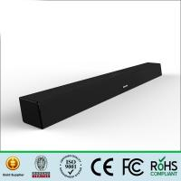 Best Professional Bluetooth Speaker Bar ABS Material , Stereo Sound Bar 60W Power wholesale