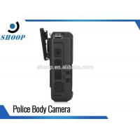Best Waterproof Night Vision Body Worn Camera Law Enforcement With Live Streaming Video wholesale