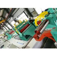 Best Heavy Duty Cutting to Length Custom Roll Forming Machine PLC Control System wholesale