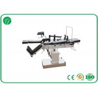 Best Surgical electric operating table For hospital / clinic , 2100mm Length wholesale