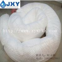 Best 100% PP White Oil Absorbent Boom For Oil Spill Clean-up wholesale