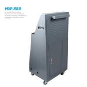Best Automatic R134a Refrigerant HW 880 60HZ Car AC Service Station wholesale