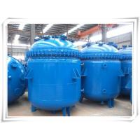 Best Carbon Steel Natural Gas Storage Tank With Section Design 5000L 145psi Pressure wholesale