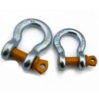 Best G209 US Type Bow Shackle with Screw Pin, screw pin anchor shackle wholesale