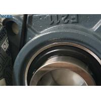 China Zinc Alloy Pillow Block Ball Bearing Ultra Clean With Housing UCFCS209-26 on sale