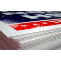Best High Strength Plastic Fluted Board / PP Fluted Board Waterproof wholesale