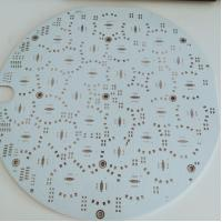 Best 2 Layer Aluminium PCB Board 94v-0 Led PCB Circuit Board OEM Service wholesale
