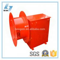 Best Anti Corrosion Spring Loaded Retractable Cable Reel Stripped Easy Installation wholesale