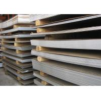 China Customized Length 400 Series Stainless Steel Sheet 0.89 To 60mm Wall Thickness on sale