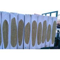 Acoustic Ceiling Rock Wool Batt Insulation Environmentally Friendly