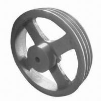 Best V-belt pulleys, customized specifications are accepted wholesale
