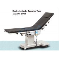 Best Electro Hydraulic Surgical Operating Table Suitable For C -Arm And X-Ray wholesale