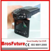 Best High Speed Recording 6 LED Wide Angle VGA AVI Car Black Box Recorder with OV7725 Sensor wholesale