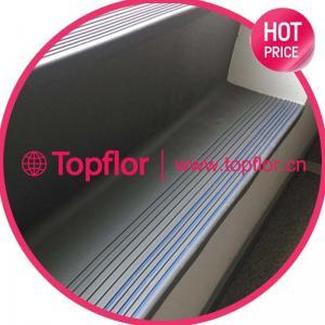 China Vinyl Stair Tread,Vinyl Stair Nosing,Stair Step Nosing,Stair Tread Nosing on sale