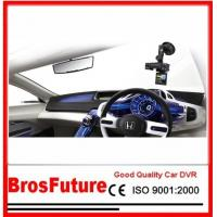 Best 50HZ/60HZ Dural Lens Robot Nighvision Function Car Black Box DVR Recorder with 120 Degree wholesale