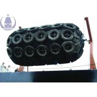 Best 80KPa High Energy Absorption Pneumatic Marine Fender For Ship To Ship Transfer wholesale