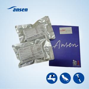 Best Polyurethane Resin Piping Reinforcement Wraps Water Activated Fiberglass Fix Fiber Repair Tape Bandage wholesale