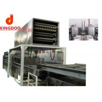 China 60000pics/8hours Fried Instant Noodle Processing Line , Noodle Making Equipment on sale