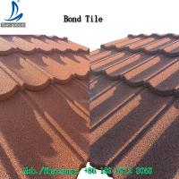 China Kenya Decras Roofing Tiles With Best Price For Types Of Iron Stone Coated Roof Sheet on sale
