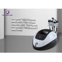 Best Multifunctional Skin Tightening RF Cavitation Slimming Machine 1 - 50J RF Energy wholesale