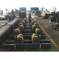 Best VDF Tank Welding Equipment Rotator With One Drive And One Idler wholesale