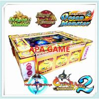 Best 8P ocean king 2 plus latest igs orginal software monster revenge arcade vending machine wholesale