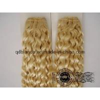 Best 16inch Indian Remy Hair Water Weave Hair Weft wholesale