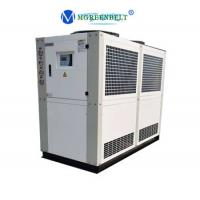 Best 20 tons Industrial Air Cooled Water Chiller for Plastic Injection Molding Machine with Tank and Pump wholesale